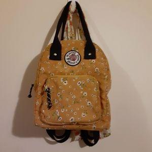 M I N I • D O M E• Backpack | Yellow